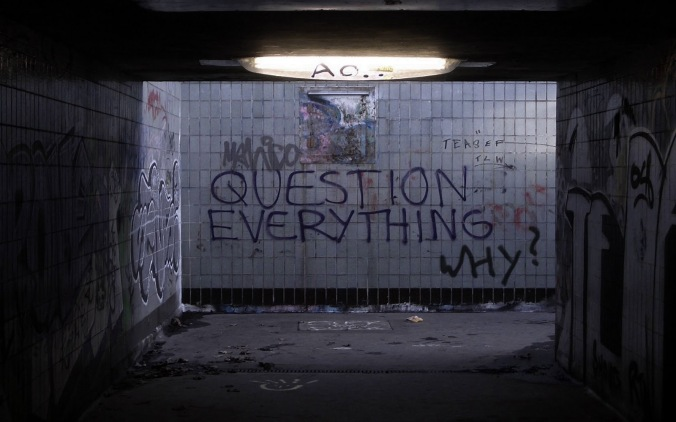 Question-everything
