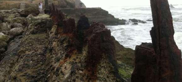 Rusted Peaks