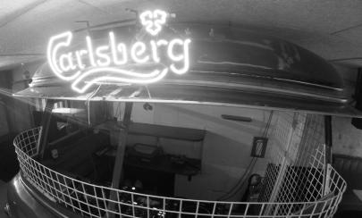 Neon Carlsberg
