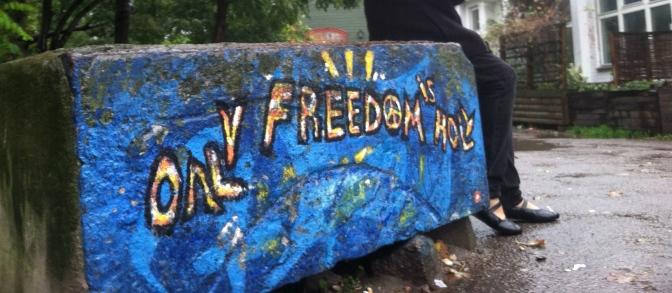 Holy Freedom