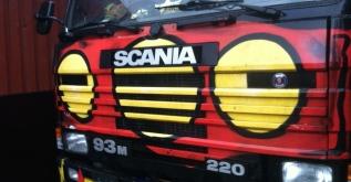 Scania Face