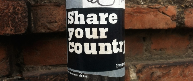 Share Your Country