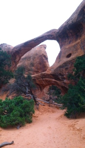 Double O Arch
