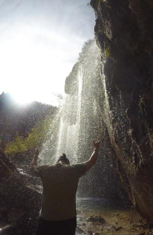 Basking in Hydro Glory