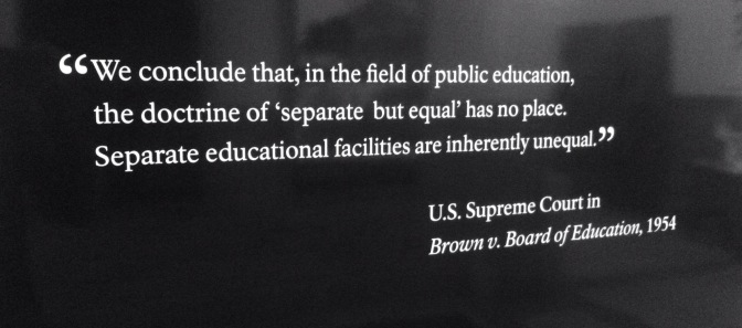 Equal Education For All