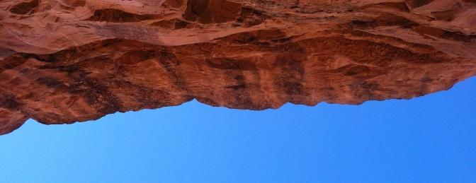 Upwards Vertigo