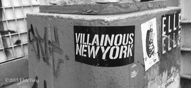 Villainous NY